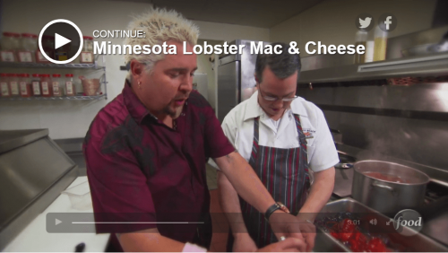 Lobster Mac Video