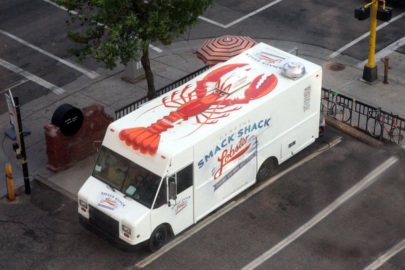 Smack Shack Truck